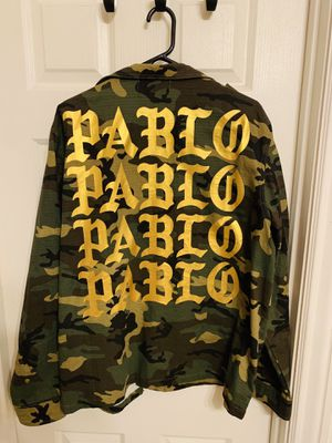 Kanye West Life of Pablo Jacket/Life of Pablo March for Sale in San Francisco, CA