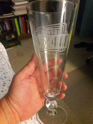 Collectible Super Bowl XXXIII glass for Sale in Phoenix, AZ