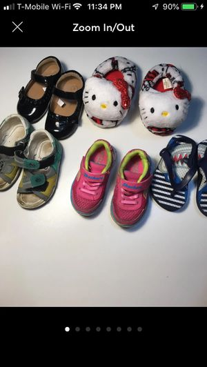 toddler shoes 5 for Sale in Kenneth City, FL