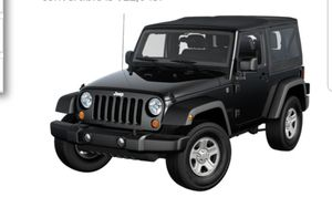 Jeep soft top never installed new still in boxes for 2007 to 2018 Jeep Wrangler for Sale in Riverbank, CA