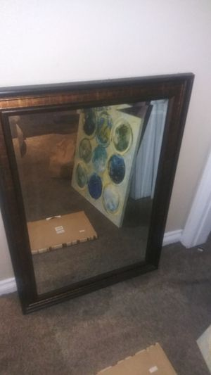 Large decorative mirror for Sale in Garden Grove, CA