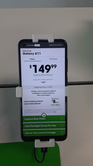Samsung A11 for Sale in San Angelo, TX