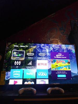 "Xbox One S & 42"" Roku Smart Tv for Sale in Philadelphia, PA"