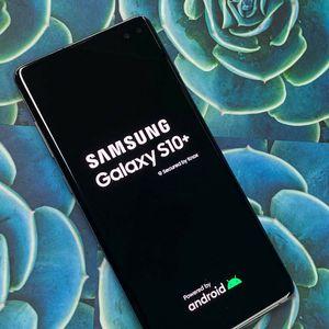 Samsung Galaxy S10 Plus Unlocked for Sale in Tacoma, WA