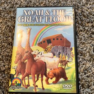 Noah And The Great Flood DVD for Sale in Suffolk, VA