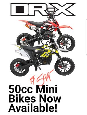 DIRTBIKE SSR 50cc 70 TAO 110 2018 HONDA clone motor PITBIKE motorcycle trail minibike for Sale in Roy, UT