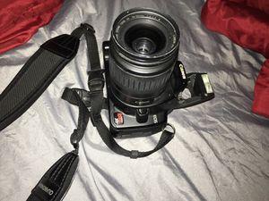 Canon rebel xt camera for Sale in Dallas, TX