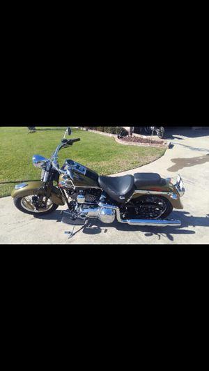 Harley Davidson Springer Classic Soft Tail for Sale in Lodi, CA