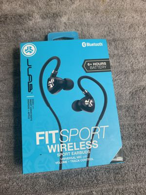 FitSport Wireless earbuds for Sale in Waldorf, MD