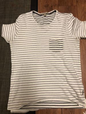 Burberry men's shirt size medium real for Sale in Greensboro, NC