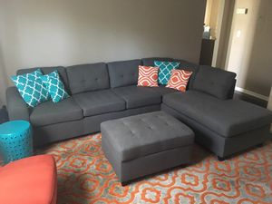 $50OFF this week only!!! REDUCED: Modern sectional for sale for Sale in Rockville, MD