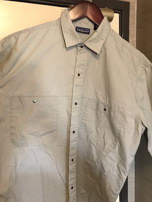 Men's Patagonia short sleeve shirt size medium for Sale in Pasadena, CA