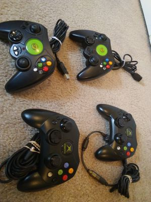 X box 360 controller s for Sale in Chantilly, VA
