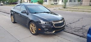 Selling chevy cruze ltz rs for Sale in West Valley City, UT