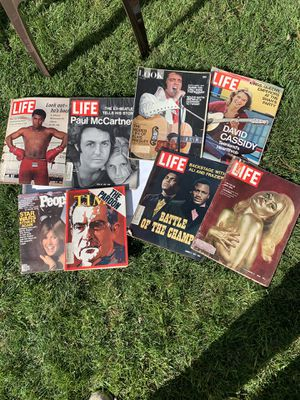 Vintage magazine bundle 1 for Sale in Stoughton, MA