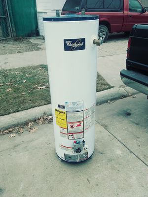$99.00 and up 40 gallon hot water heater for Sale in Detroit, MI