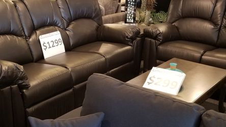 🔥 Brand New Manual Reclining Sofa + Loveseat 2PCs Set Starting From $999 And UP for Sale in San Diego,  CA