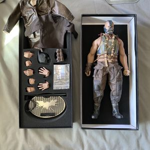 Hot Toys Daft Toys The Dark Knight Returns Bane 1/6 Scale Action Figure Phicen M35 Batman The Joker DC Comics Mezco Mafex Figma Hot Toys Storm for Sale in Placentia, CA
