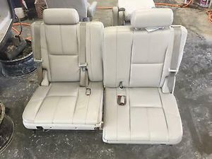 07/13 Tahoe suburban 3rd row seats for Sale in Houston, TX
