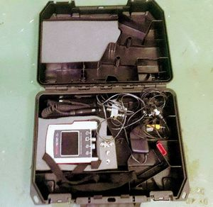 "Delta Vision Coax camera / wire tester with 2.5"" video screen. $30 for Sale in Miami, FL"