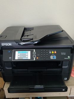 Work Force WF-7620 Wireless Printer for Sale in Cape Coral,  FL