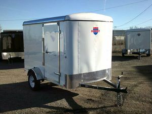 6x10 Carry On Enclosed Cargo Trailer for Sale in Warrenton, VA