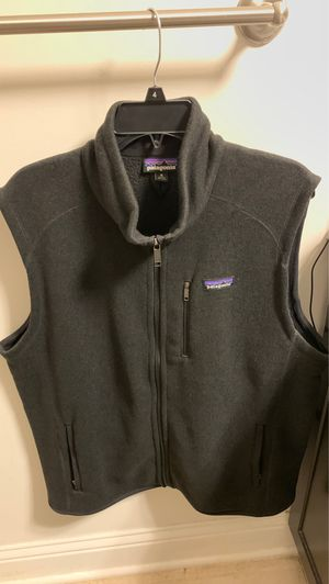 Patagonia fleece vest NEW for Sale in Raleigh, NC