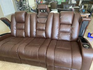 Sofa/Recliner for Sale in San Diego, CA