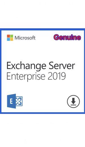 Microsoft Exchange Server 2019 Enterprise Official Key for Sale in Beverly Hills, CA