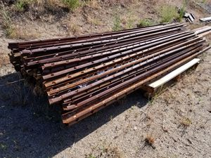 8-ft Slotted Vineyard / Orchard Posts for Sale in East Wenatchee, WA