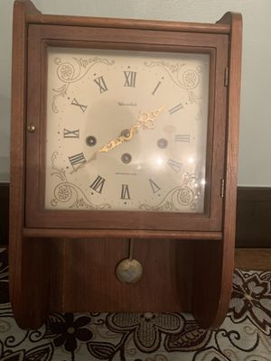 Antique Wall Clock for Sale in Killeen, TX