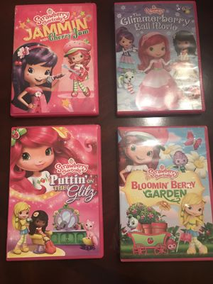 Strawberry short cake movies for Sale in Laredo, TX