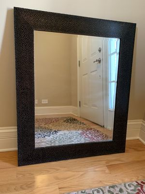 Framed Wall Mirror for Sale in Elk Grove Village, IL