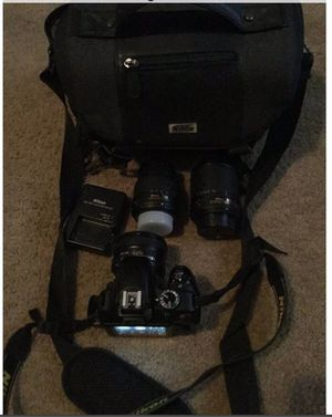 NIKON D3300 for Sale in Brooklyn, NY