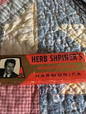 Vintage Harmonica for Sale in Newark, OH