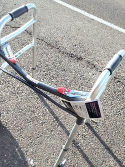"Brand New  ""Drive"" Foldable Delux Two Button Walker W/ 5"" Wheels for Sale in Rancho Cordova, CA"