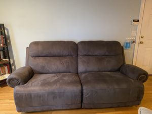 Reclining Sofa for Sale in Boston, MA
