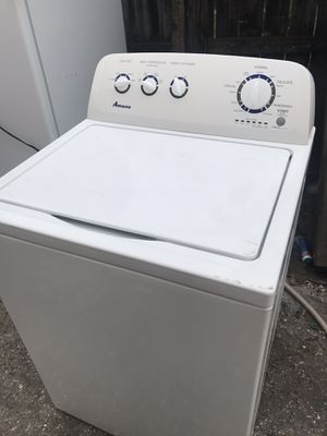 Washer AMANA for Sale in West Palm Beach, FL