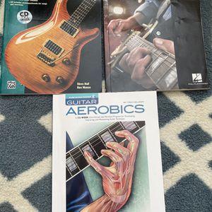 Electric Guitar Books for Sale in Dallas, TX