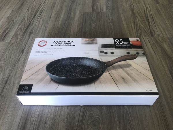 Chef Counter 9.5 inch non stick fry pan