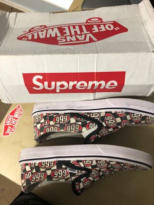 supreme vans for Sale in Round Rock, TX