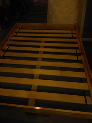 Day n Night Furniture Queen size bed frame for Sale in Edmonds, WA
