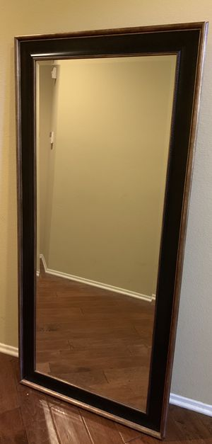 2 mirrors- 1 Floor and 1 Wall for Sale in Rancho Cucamonga, CA