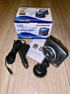 New in box 1080p HD Car DVR Video Recorder Night Vision G Sensor Camera Vehicle Dash Cam for Sale in Los Angeles, CA