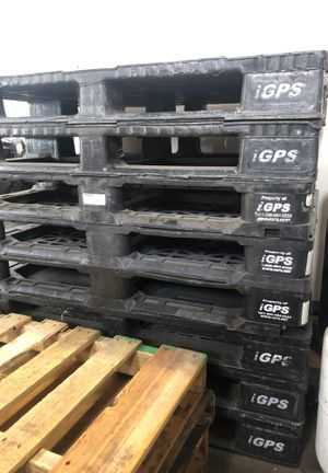 Plastic Pallet for Sale in Rialto, CA