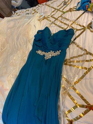 Back zipper prom dress for Sale in Bethlehem, GA
