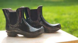 Croc rain boots for Sale in Alexandria, VA