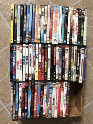 70 used DVD Comedy Movies for Sale in Mount Laurel Township, NJ