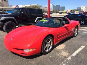 Chevy vett for Sale in Houston, TX