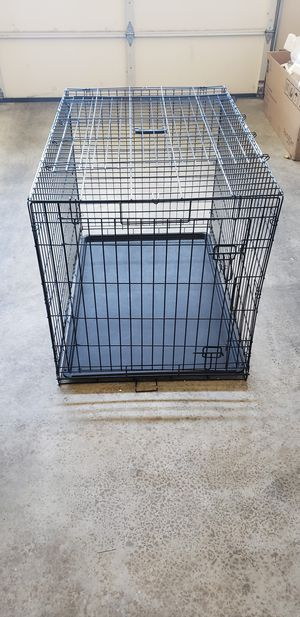 Large dog crate for Sale in Bremerton, WA